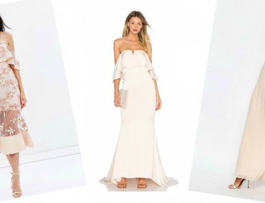 10 affordable and stylish bridesmaids dresses