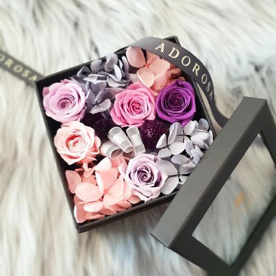 adorosa mini flower box