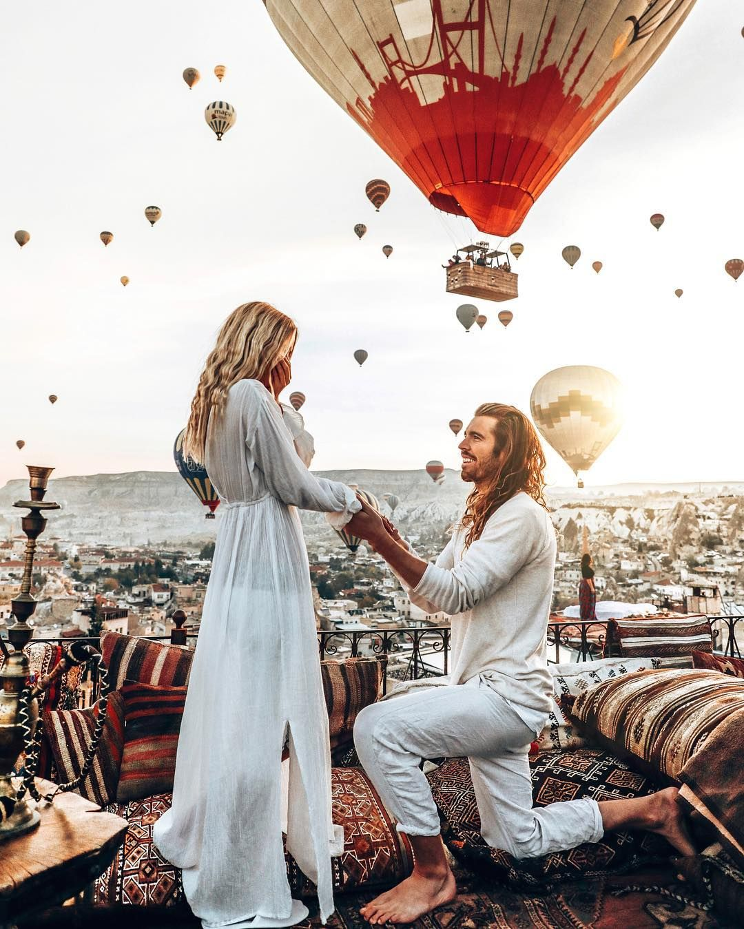 popping the question 1