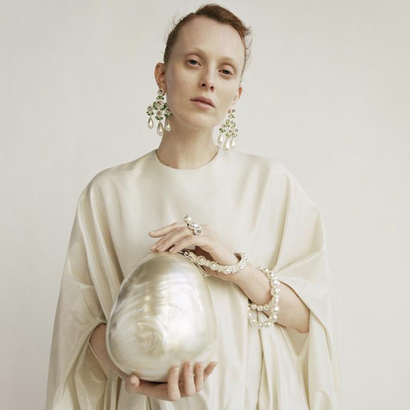 jewellery trends baroque pearls
