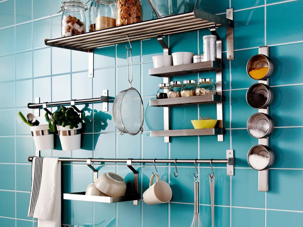 home organisation kitchen