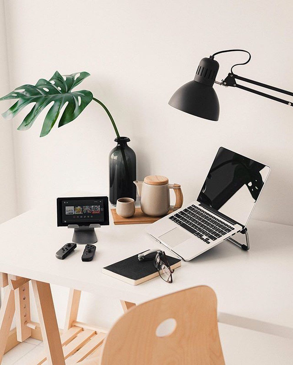 work from home set up ideas