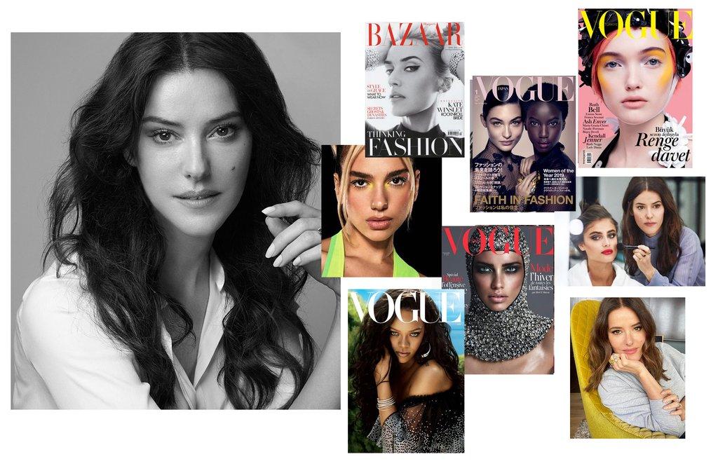 best celebrity makeup artists on instagram lisa