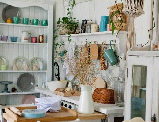 eclectic kitchen design 2