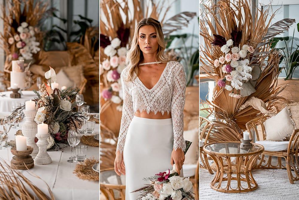 wedding theme ideas boho
