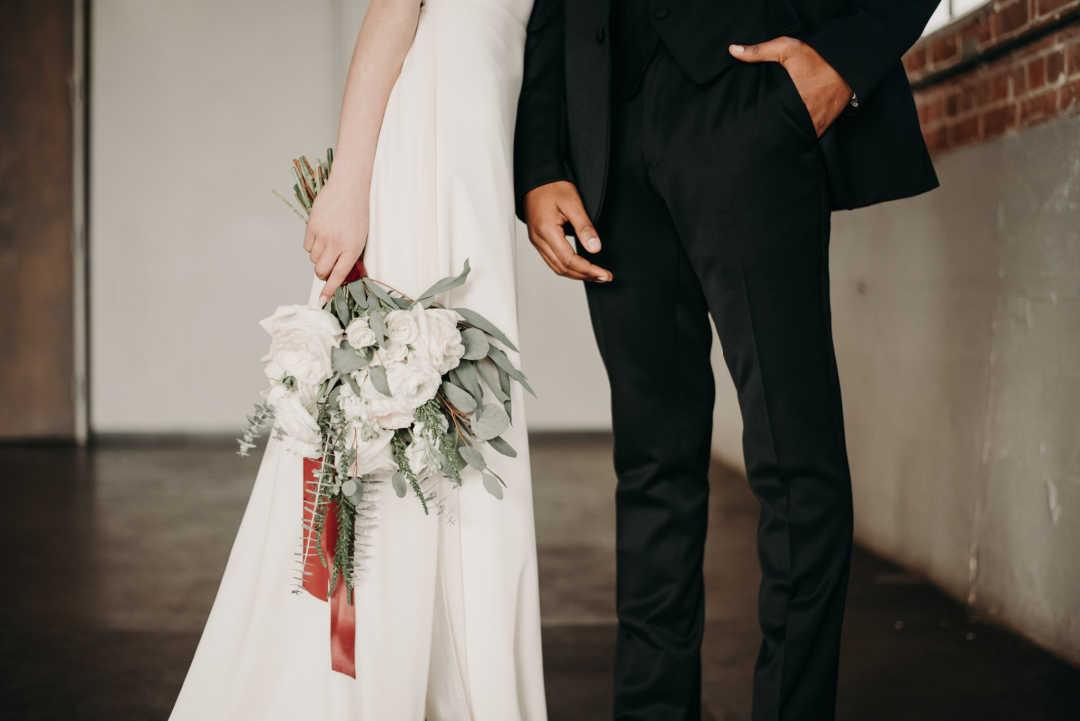 Minimal-Modern-wedding Inspiration
