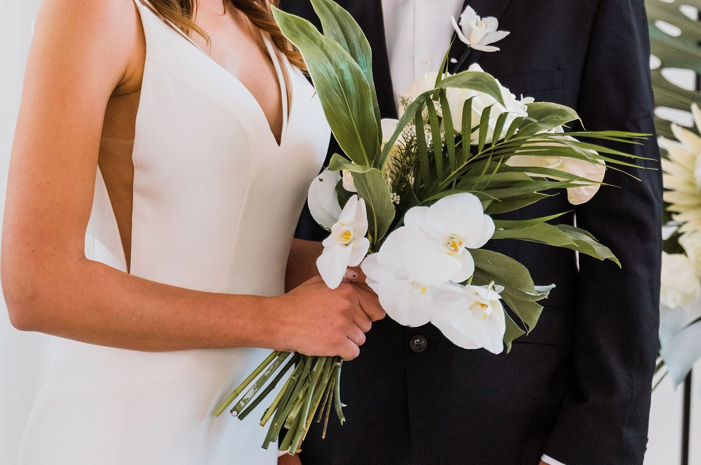 most popular flowers for weddings orchids