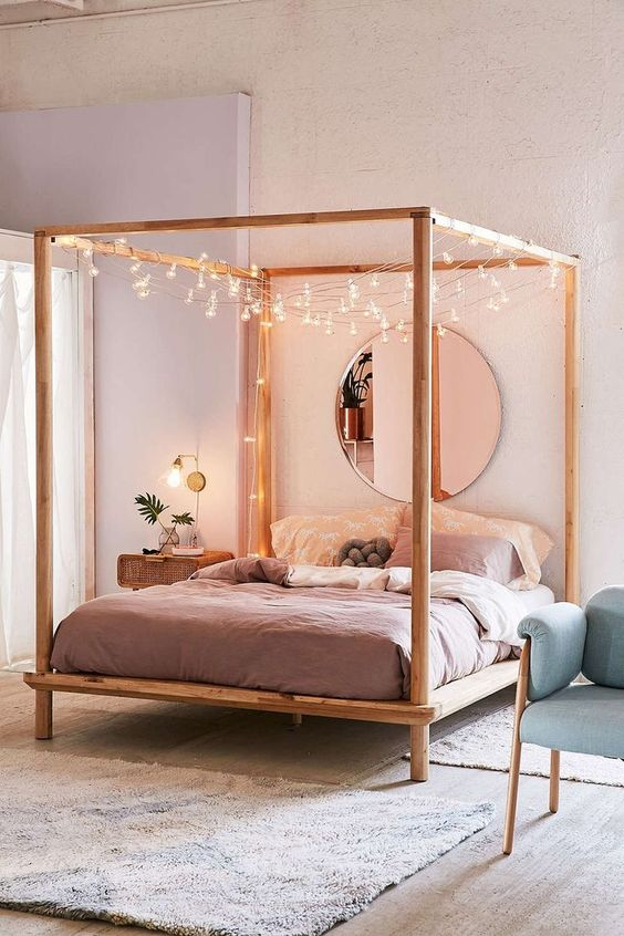 canopy bed inspiration