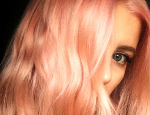 blorange hair feature