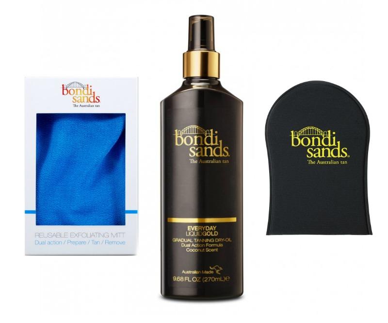 Bondi Sands Liquid Gold Gradual Tan Review