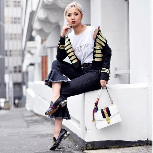 fashion trends - ruffles