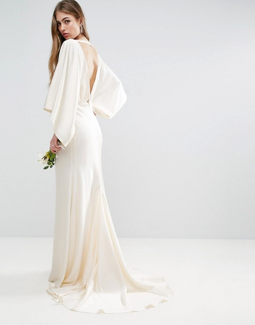 high street wedding dresses ASOS
