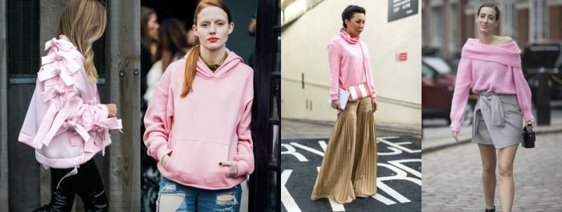 the power sweater fashion trend 2017