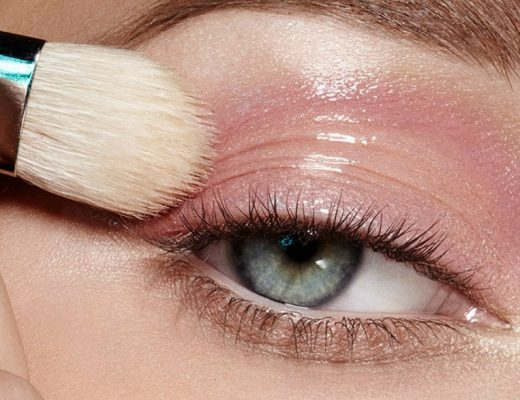 glossing beauty feature