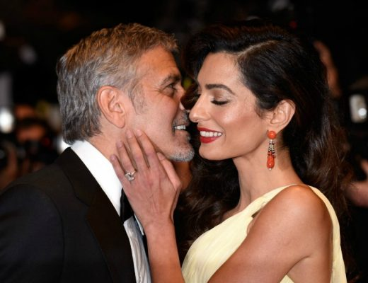 celebrity proposal stories amal clooney and george clooney