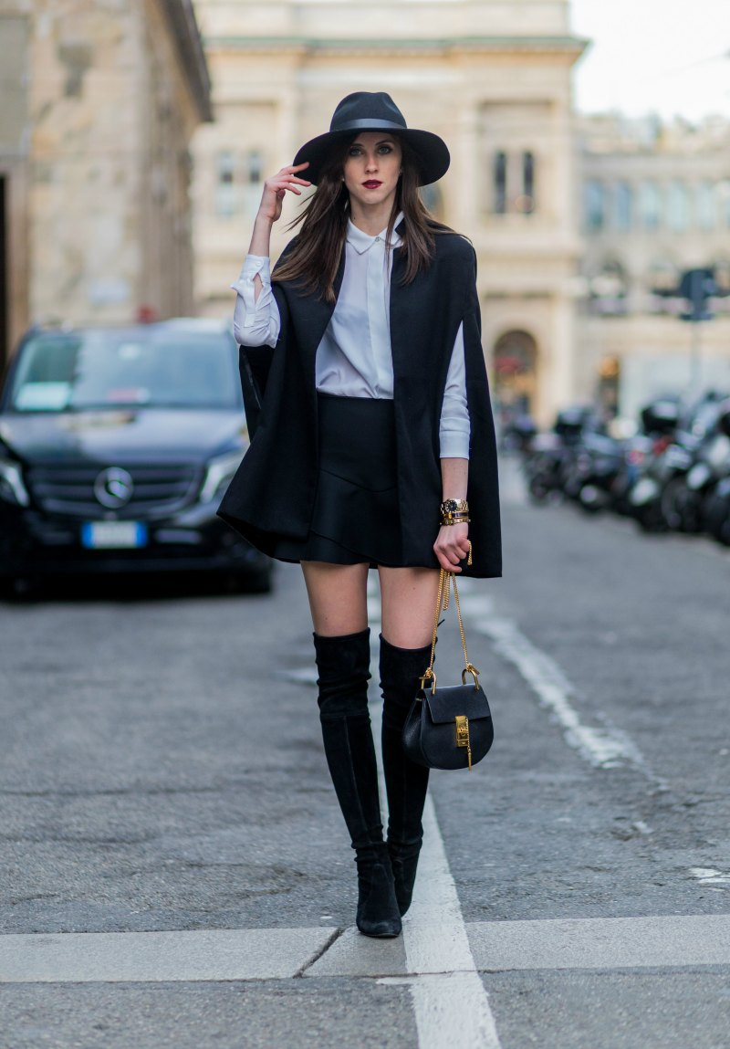 fashion ideas winter layering 2