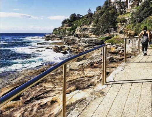 the best running spots in sydney - bondi to bronte