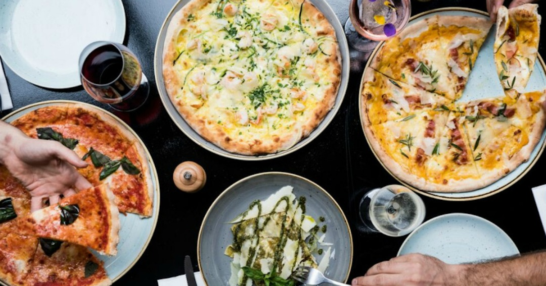 WHERE TO GET THE BEST PIZZA IN SYDNEY maybe frank