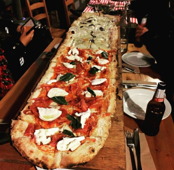 WHERE TO GET THE BEST PIZZA IN SYDNEY
