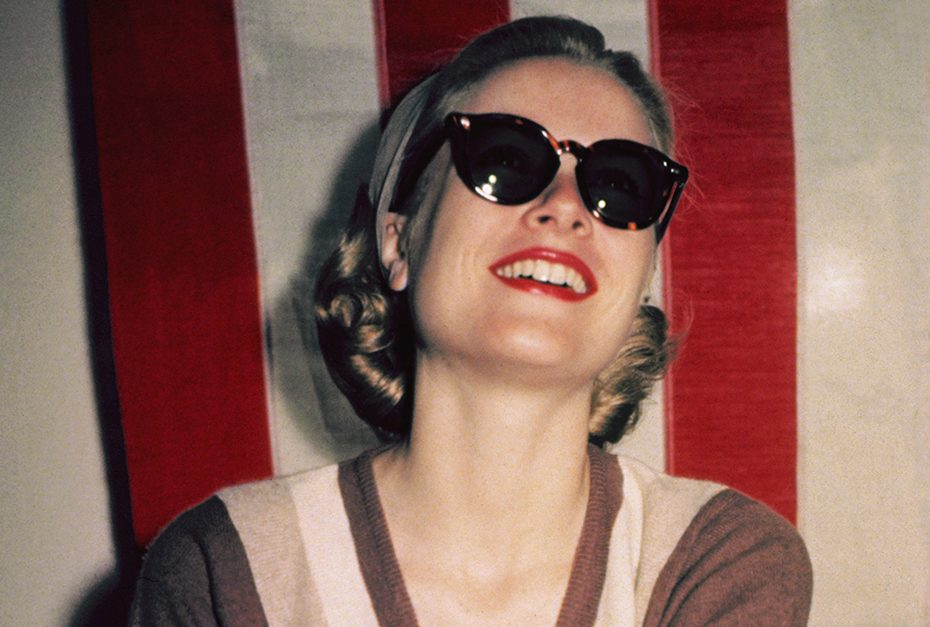 grace kelly style feature