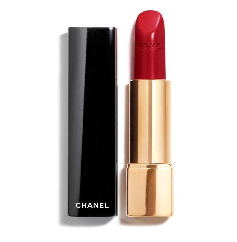 red lipstick chanel pirate
