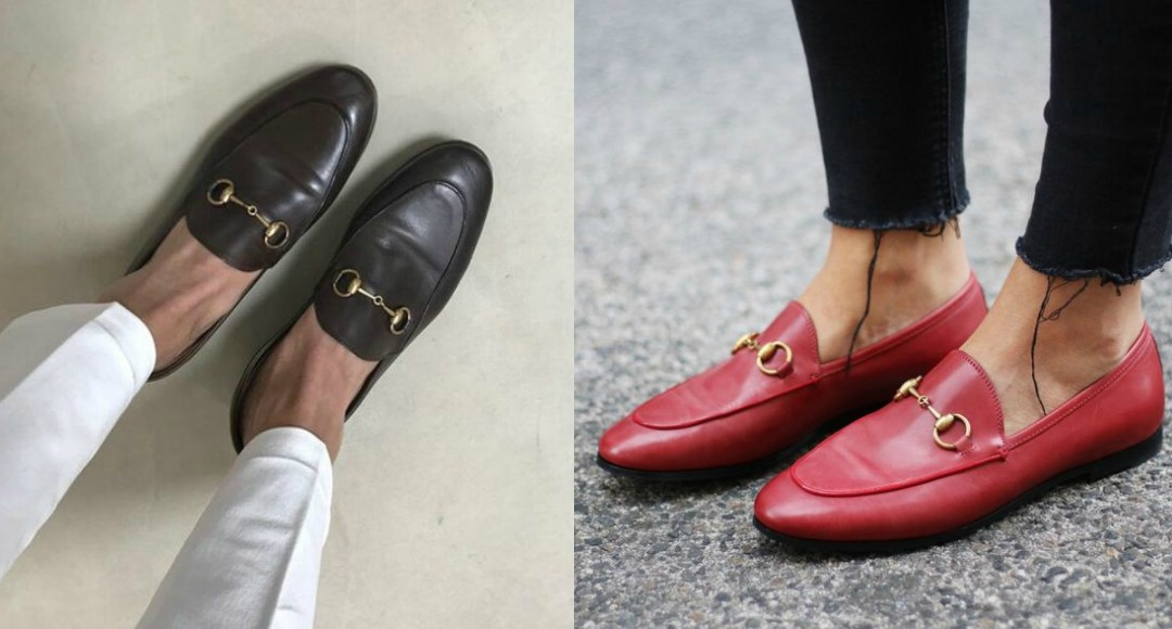 gucci jordaan loafer classic iconic style fest