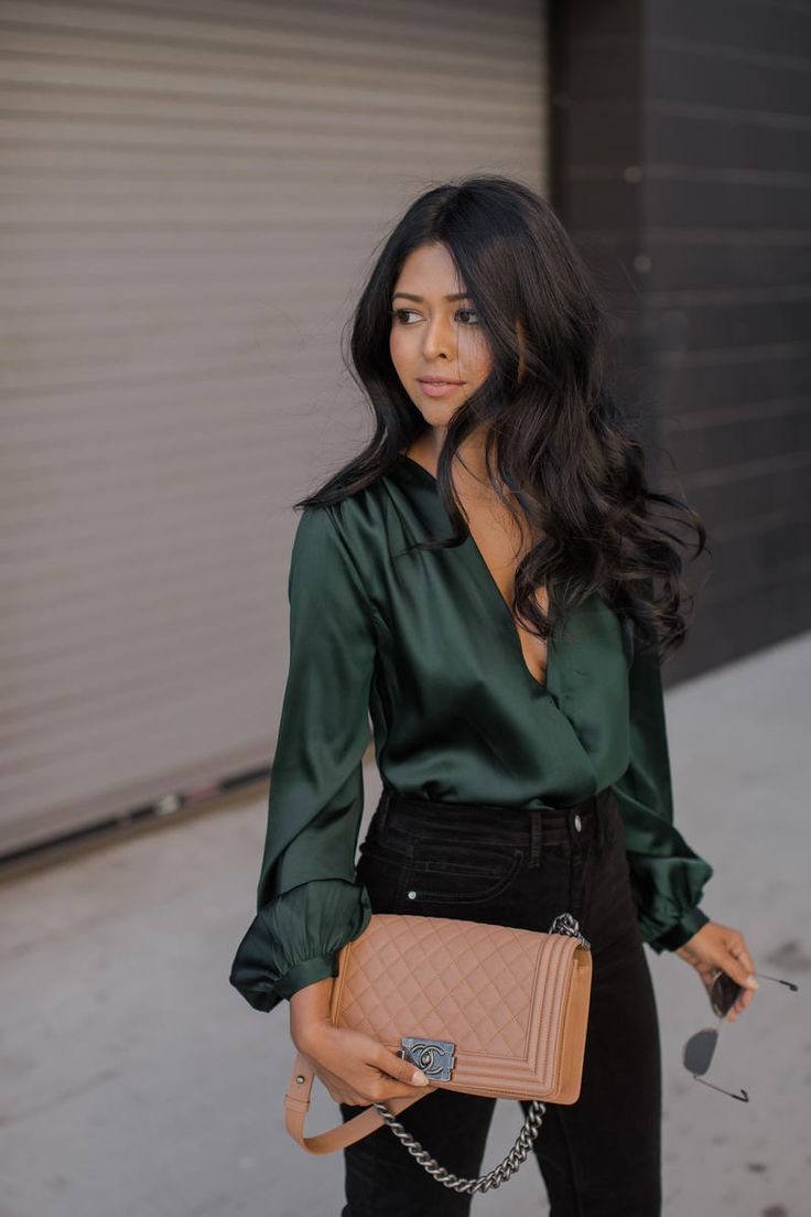 silk outfit inspiration 1