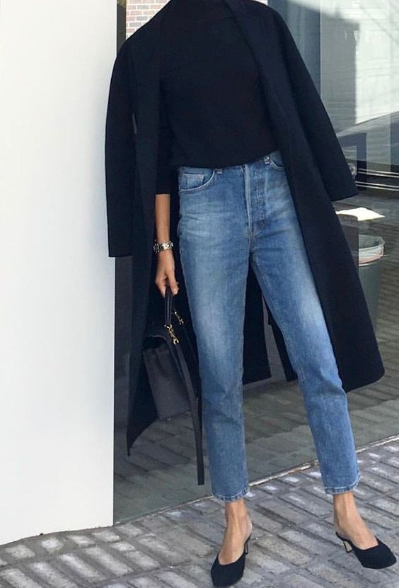 winter work outfits style casual