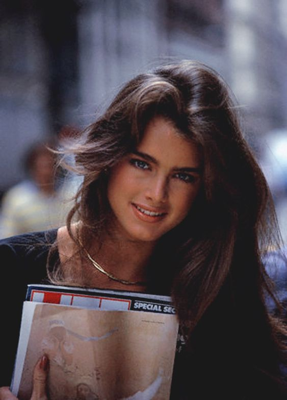 natural beauty born with it brooke shields