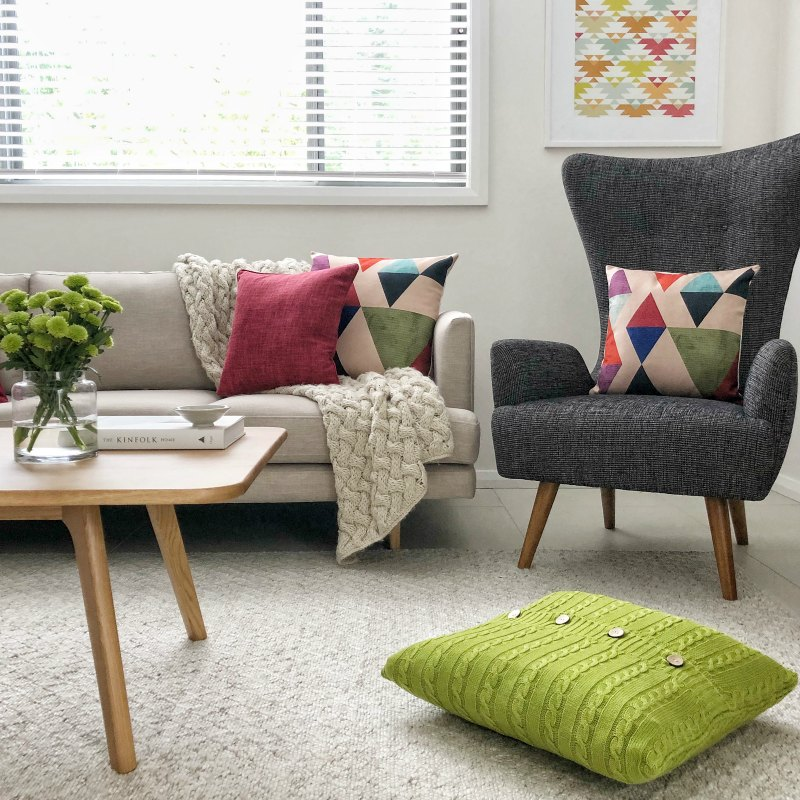 cushions style
