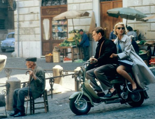 ITALIAN MOVIES THE TALANTED MR RIPLEY