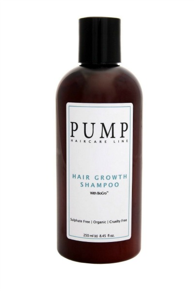 pump haircare shampoo