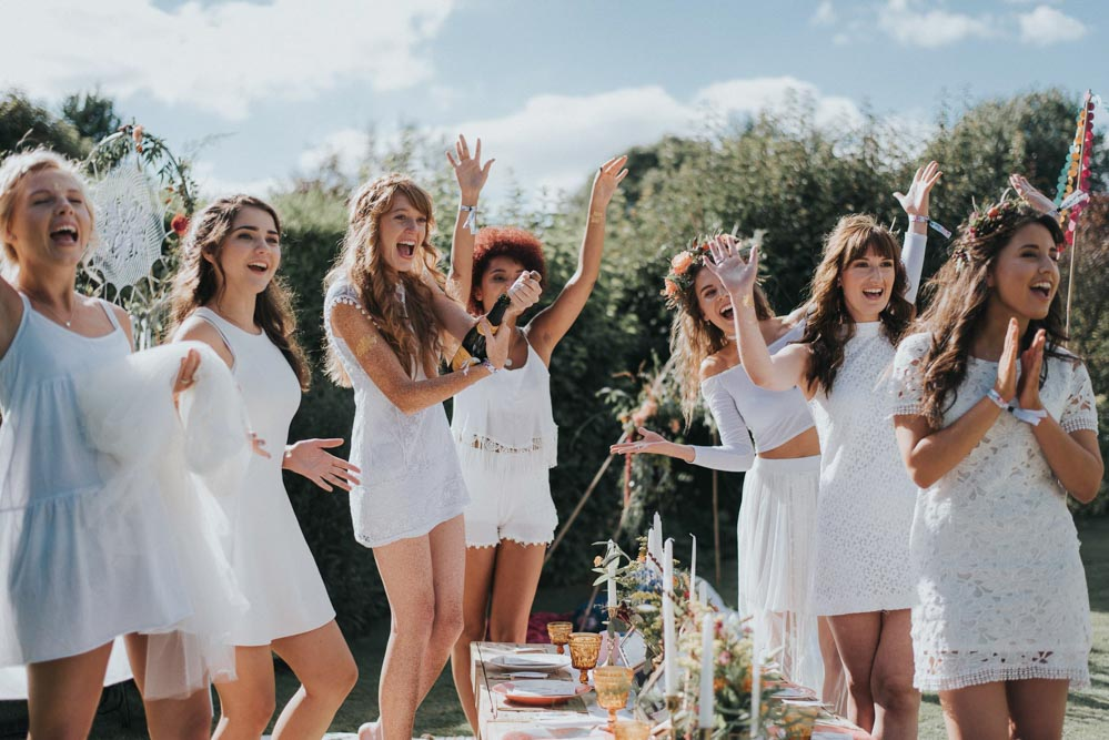 HOW TO BE THE BEST BRIDESMAID
