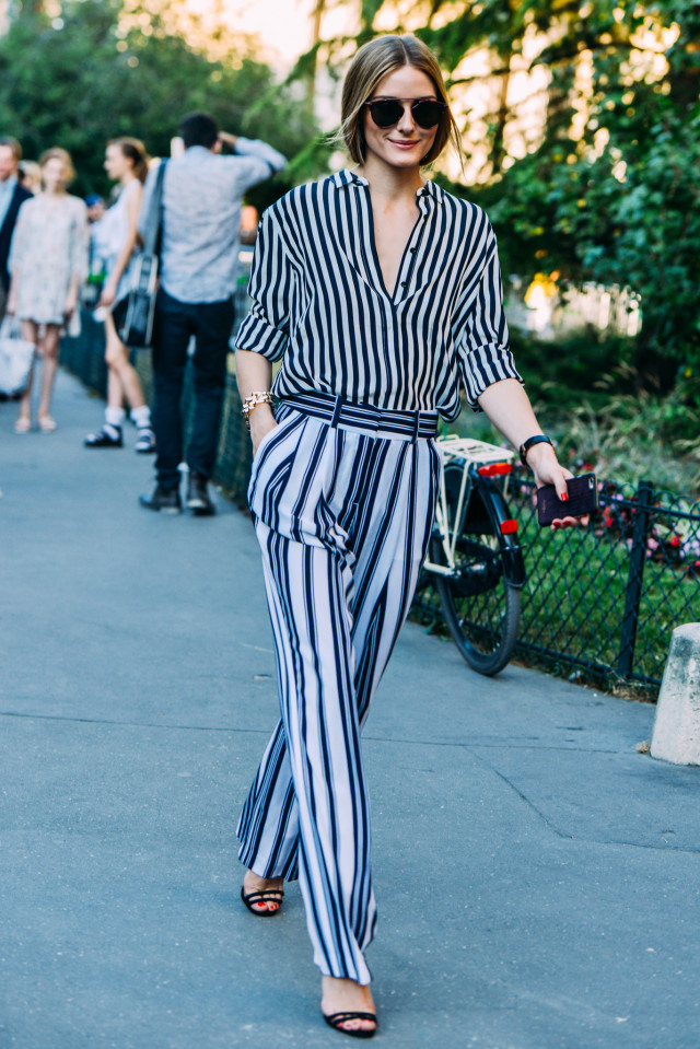 summer work outfits olivia palermo