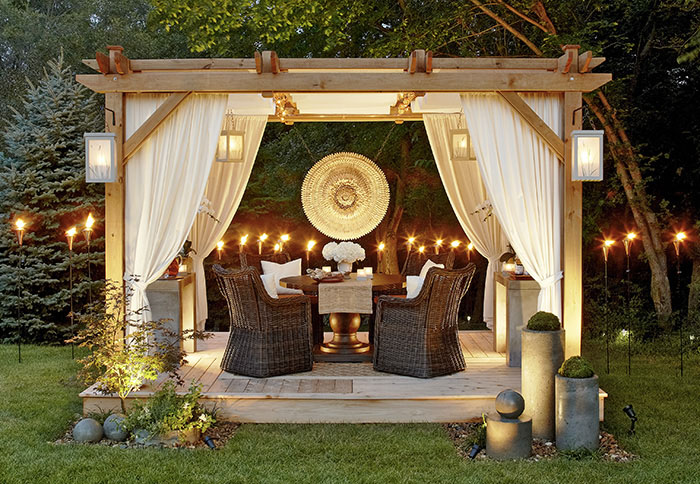 OUTDOOR SPACE INSPIRATION