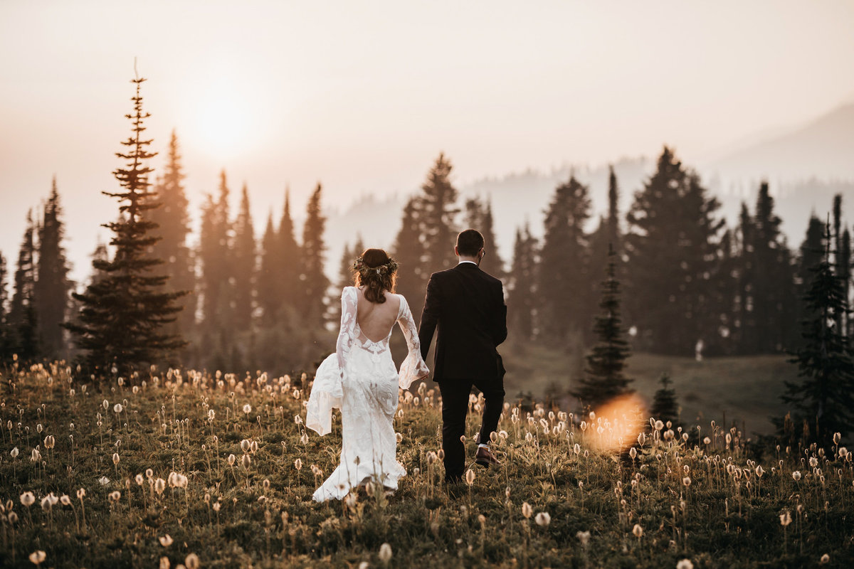 summer wedding style