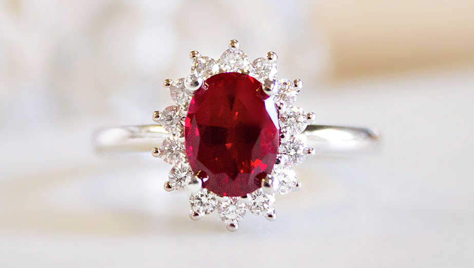 birthstones july ruby
