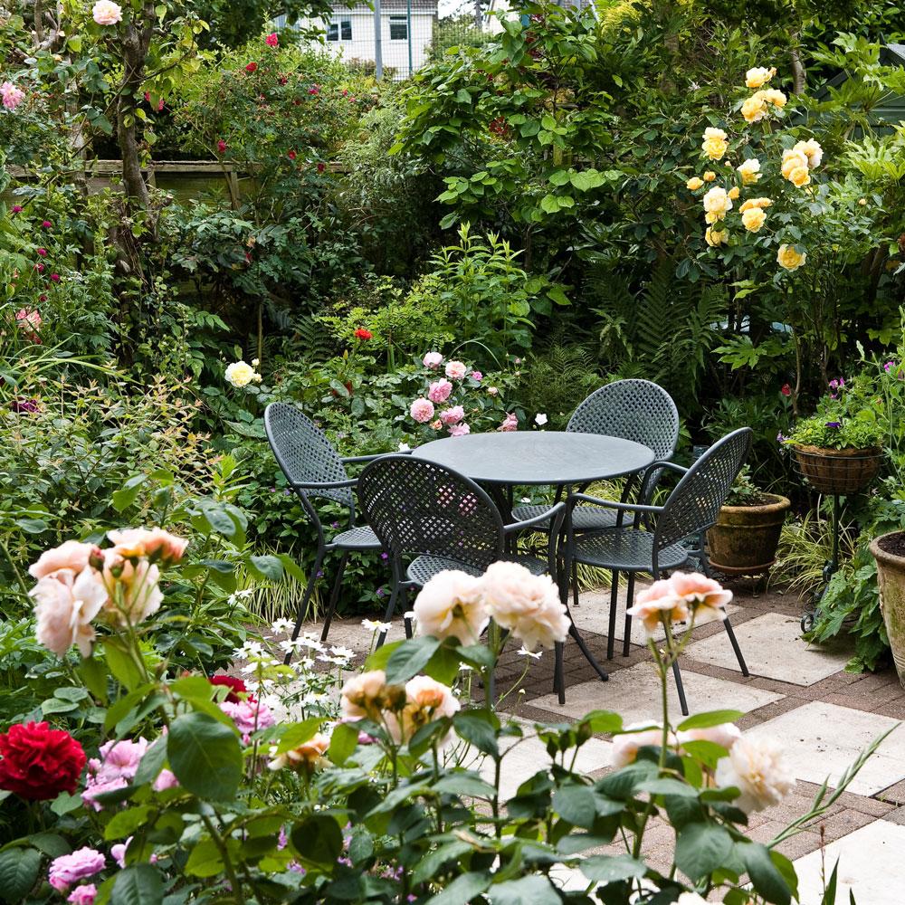 garden design ideas 2021
