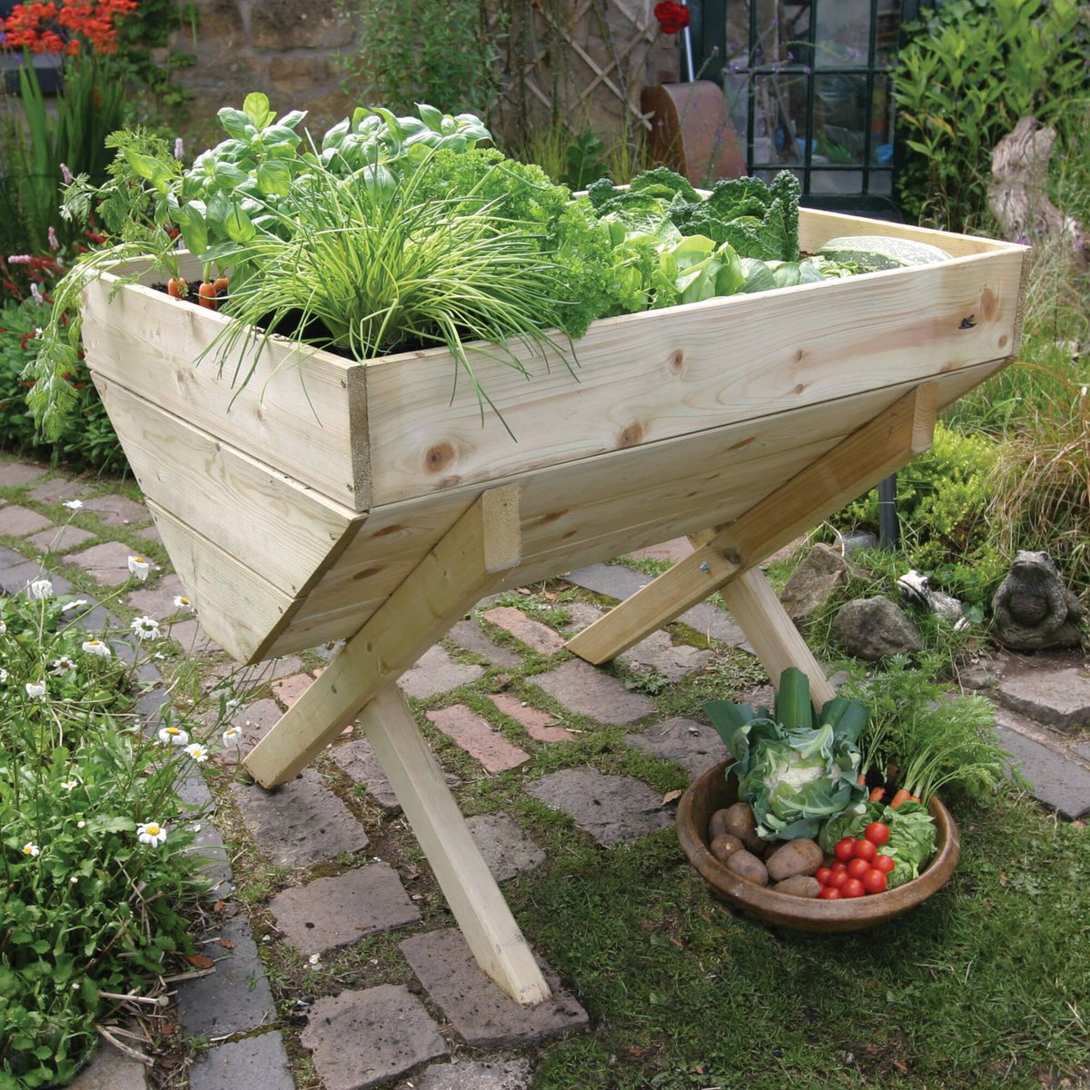 garden design trends 2021