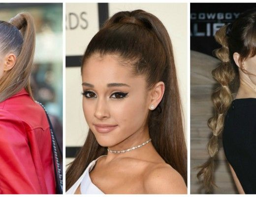 High Ponytail Inspiration feature
