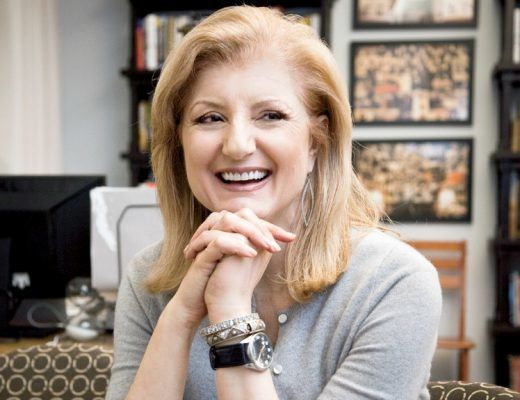arianna huffington life lessons