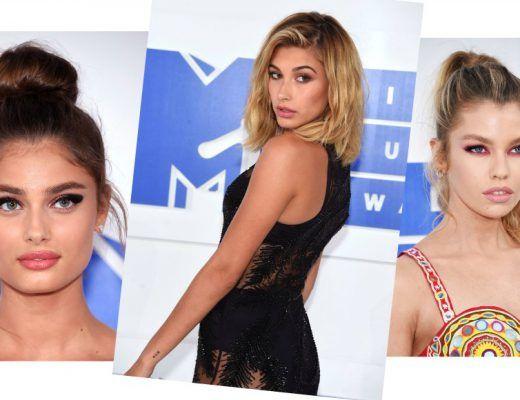 best beauty looks from 2016 VMAs