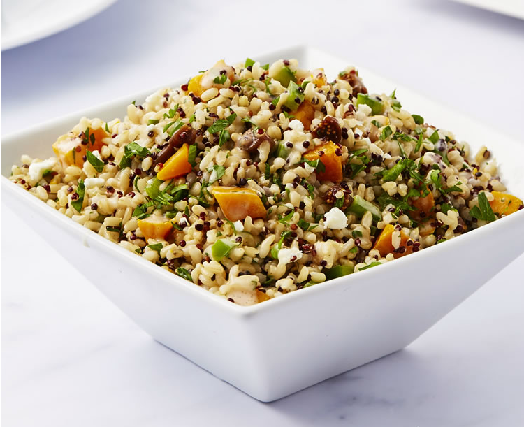quick-healthy-lunch-ideas-brown-rice-salad