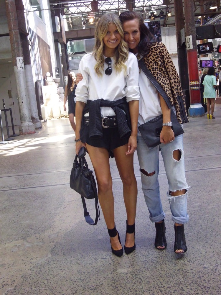 Mbfwa 2013 Street Style Day Three Breakfast With Audrey Outfit Ideas What To Wear
