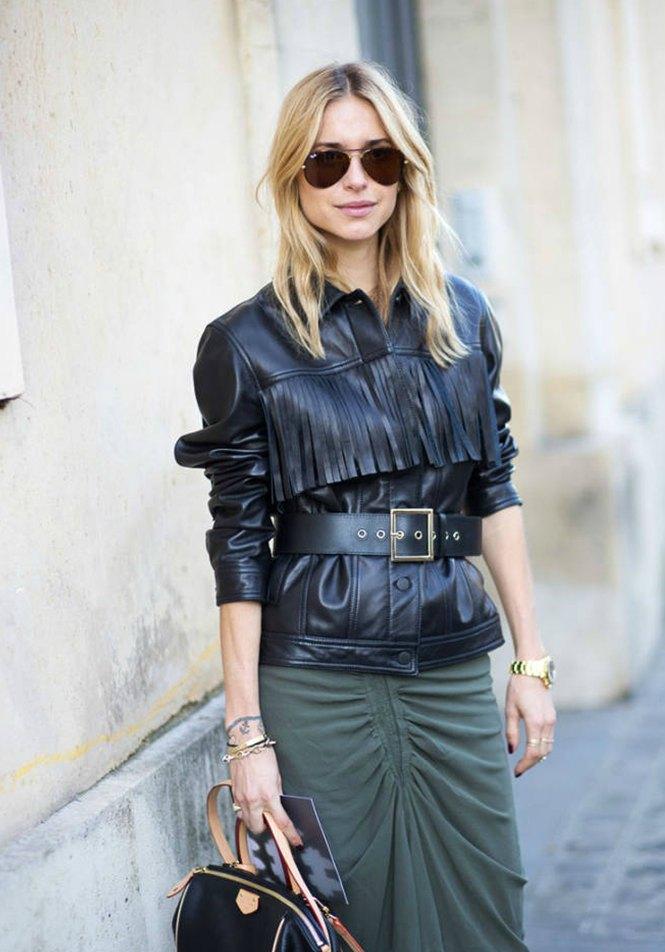 Concrete Runway Paris Street Style Ss15 Australian Fashion Blog Outfits Fashion Trends