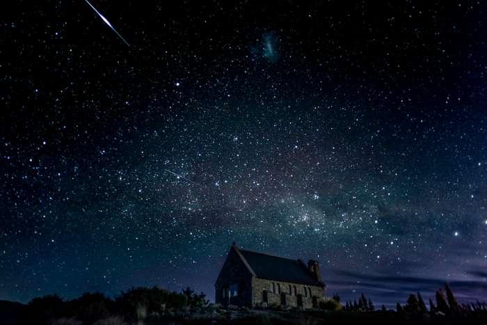 2. Stargaze till your heart's content.