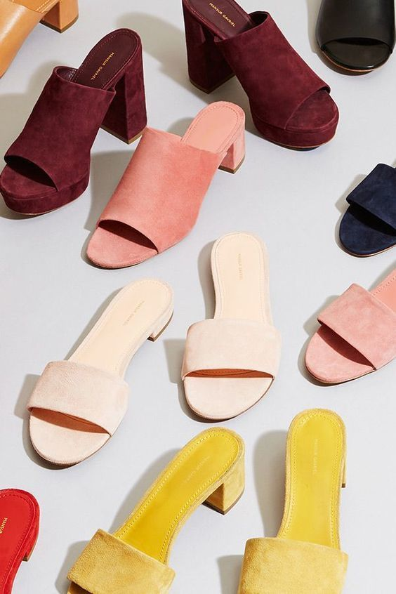 fashion ideas shoes of the season