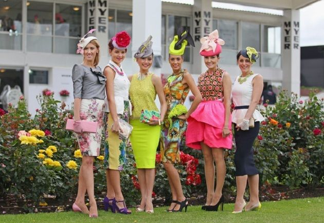 Fashions On The Field: Melbourne Cup • Australian Fashion Blog
