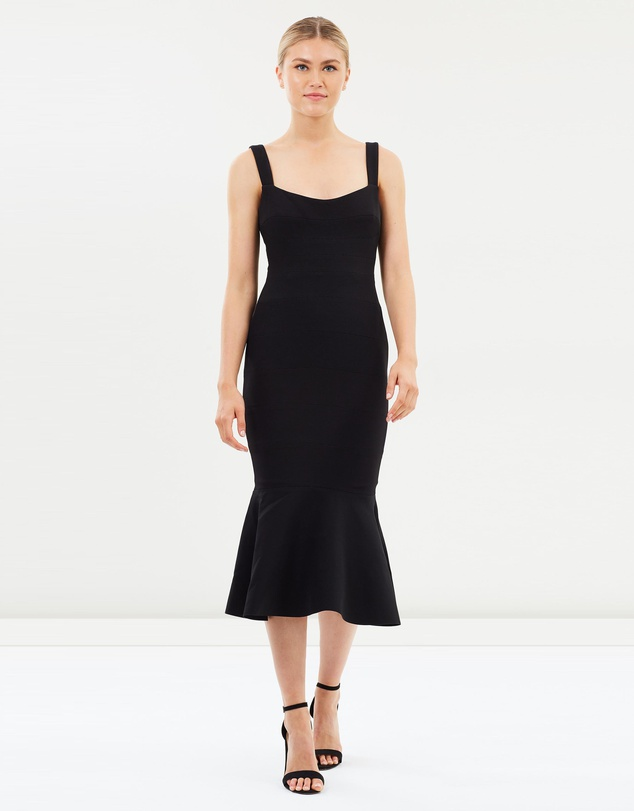 capsule wardrobe australia black dress