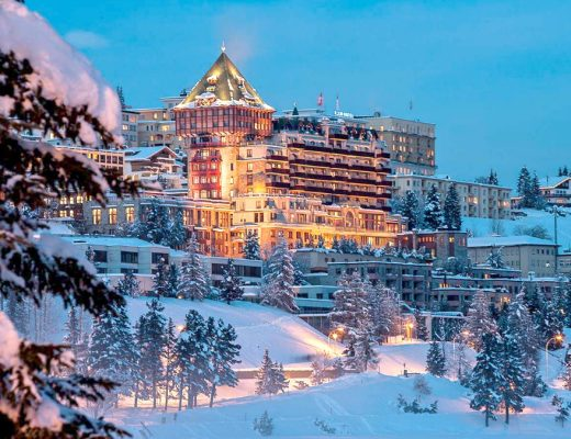 Badrutt palace hotel